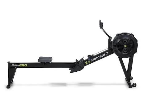 RowErg with 20 inch seat height