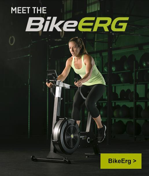 Try the new Concept2 BikeErg Exercise Bike